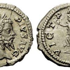 Monedas Imperio Romano: DENARIO (PLATA). AD 204 SEPTIMIO SEVERO (193-211 DC).SEPTIMIO SEVERO (193-211 DC).. Lote 194218503