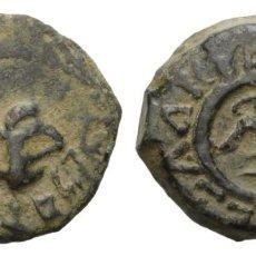 Monedas Imperio Romano: JUDEA. DINASTÍA ASMONEA. ALEXANDROS JANNAIOS (YAHONATAN; 104-76 A. C.). PRUTAH (BRONCE). JERUSALÉN. Lote 194218722