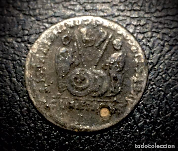 DENARIO DE AUGUSTO- FORRADO (Numismática - Periodo Antiguo - Roma Imperio)