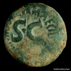 Monedas Imperio Romano: AS DE AUGUSTO - SC - 25 MM / 9.64 GR.. Lote 194283032