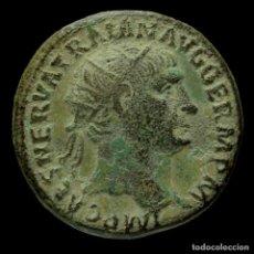 Monedas Imperio Romano: DUPONDIO DE TRAJANO - TR POT COS IIII PP - 25 MM / 13.78 GR.. Lote 194289065