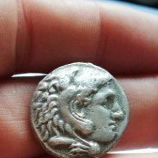 Monedas Imperio Romano: ALEJANDRO MAGNO TETRADRACMA. Lote 194363668