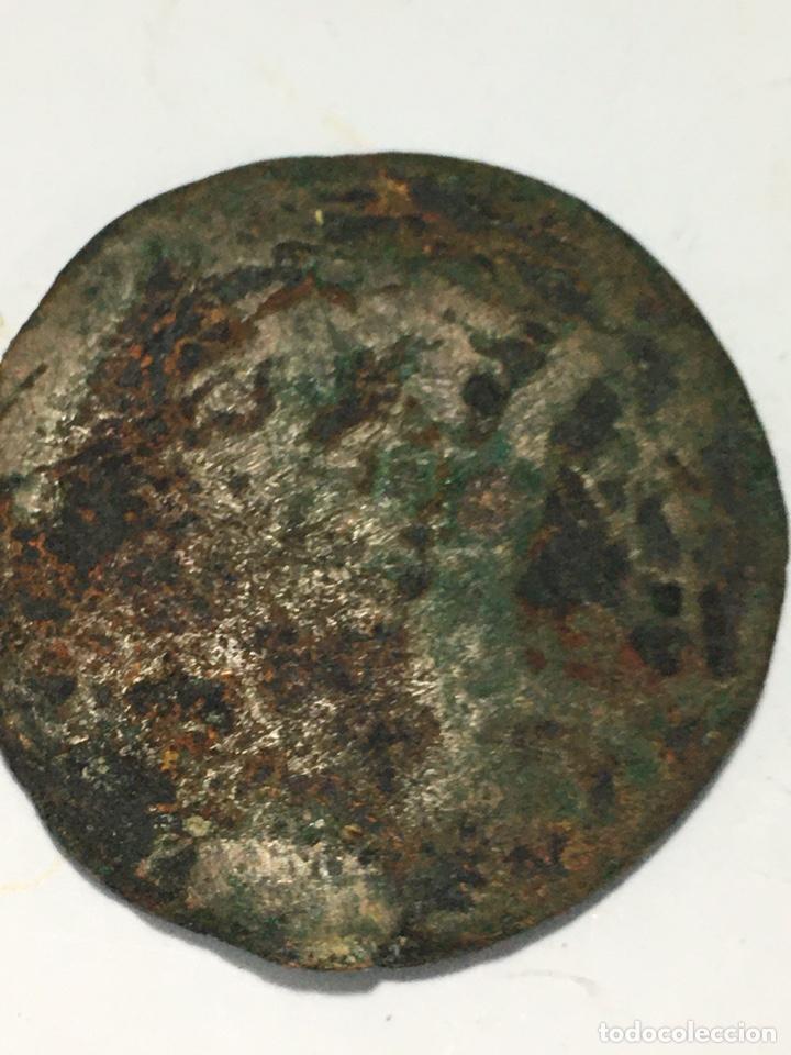 Monedas Imperio Romano: Moneda antigua de cobre 27mm - Foto 2 - 194497326