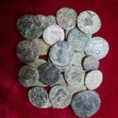 Monedas Imperio Romano: LOTE DE 60 MONEDAS. Lote 194629992