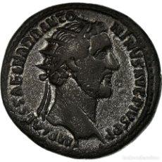 Monedas Imperio Romano: MONEDA, ANTONINUS PIUS, DUPONDIUS, 151-152, ROME, MBC, BRONCE, RIC:898. Lote 194652881