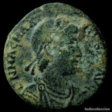 Monedas Imperio Romano: MAGNO MÁXIMO - REPARATIO REIPVB, ARLES - 21 MM / 5.18 GR.. Lote 194686415