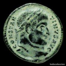 Monedas Imperio Romano: CONSTANTINO - PROVIDENTIAE AVGG, ARLES - 18 MM / 3.29 GR.. Lote 194687327