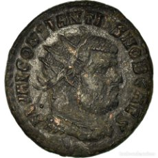 Monedas Imperio Romano: MONEDA, CONSTANTIUS I, AURELIANUS, 295-296, KYZIKOS, MBC, COBRE. Lote 194706186