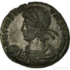 Monedas Imperio Romano: MONEDA, CONSTANTINE II, MAIORINA, 349, TRIER, EBC, COBRE. Lote 194707445