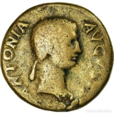 Monedas Imperio Romano: MONEDA, ANTONIA, DUPONDIUS, ROME, BC, BRONCE, RIC:92. Lote 194735145