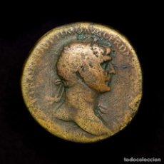 Monedas Imperio Romano: TRAJANO. SESTERCIO. SENATVS POPVLVSQVE ROMANVS / FORT RED / S C. Lote 194774840