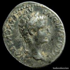 Monedas Imperio Romano: DENARIO DE TIBERIO - PONTIF MAXIM - 18 MM / 3.77 GR.. Lote 194779187