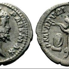 Monedas Imperio Romano: SEPTIMIUS SEVERUS DENARIO , 193-211. 3,14 GR : 18,10 MM. Lote 194904787