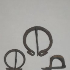 Monedas Imperio Romano: LOTE DE 3 FIBULAS.. Lote 195160812