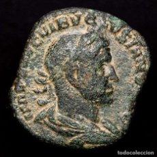 Monedas Imperio Romano: VOLUSIANO 251-253 D.C. SESTERICO FELICITAS PVBLICA / S - C FELICITAS. Lote 195183257