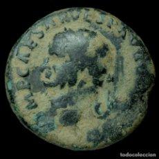 Monedas Imperio Romano: AS DE VESPASIANO - AEQVITAS AVGVSTI - 26 MM / 11.17 GR.. Lote 195230033