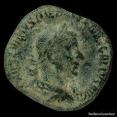 Monedas Imperio Romano: SESTERCIO DE TRAJANO DECIO - LIBERALITAS AVG - 28 MM / 18.79 GR.. Lote 195231295