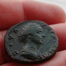 Monedas Imperio Romano: AS DE FAUSTINA. Lote 195329497
