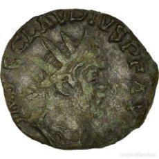 Monedas Imperio Romano: MONEDA, CLAUDIUS II (GOTHICUS), ANTONINIANUS, 268-269, PORTRAIT OF MARIUS, MBC. Lote 195346868