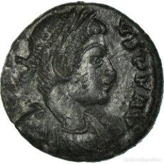 Monedas Imperio Romano: MONEDA, CONSTANTIUS II, CENTENIONALIS, 340, LYON - LUGDUNUM, MBC, BRONCE, RIC:26. Lote 195346872