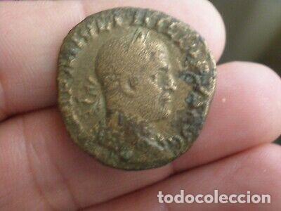 BONITO SESTERCIO DE FILIPO (Numismática - Periodo Antiguo - Roma Imperio)