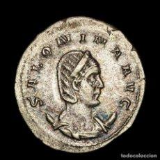 Monedas Imperio Romano: IMPERIO ROMANO - SALONINA. ANTONINIANO DE PLATA. VENVS VICTRIX. Lote 195378457