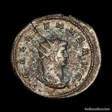 Monedas Imperio Romano: IMPERIO ROMANO - GALLIENO, ANTONINIANO. ANTIOQUÍA. VIRTVS AVG/*. Lote 195381198