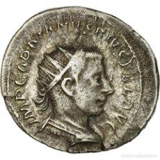 Monedas Imperio Romano: MONEDA, GORDIAN III, ANTONINIANUS, 242-244, ANTIOCH, MBC, PLATA. Lote 195414533