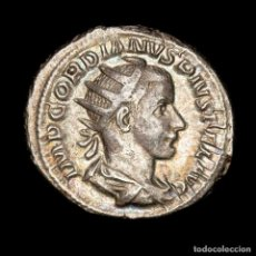 Monedas Imperio Romano: GORDIANO III ANTONINIANO PLATA LIBERALITAS AVG IIII 4º LIBERALIDAD !. Lote 195422803