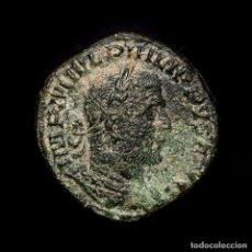 Monedas Imperio Romano: IMPERIO ROMANO - FILIPO PADRE. SESTERCIO BRONCE. NOBILITAS AVGG S-C. Lote 195463930