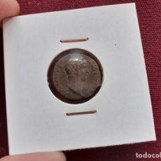 Monedas Imperio Romano: ADRIANO. RARO DENARIO DE COBRE. Lote 195537606