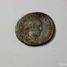 Monedas Imperio Romano: TETRADRACMA ROMANO TRAJANO DECIO DE ANTIOQUIA.EXTRAORDINARIO ESTADO CONSERVACION. Lote 195626421