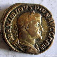 Monedas Imperio Romano: MAXIMINO PIO - SEXTERCIO. Lote 196354553