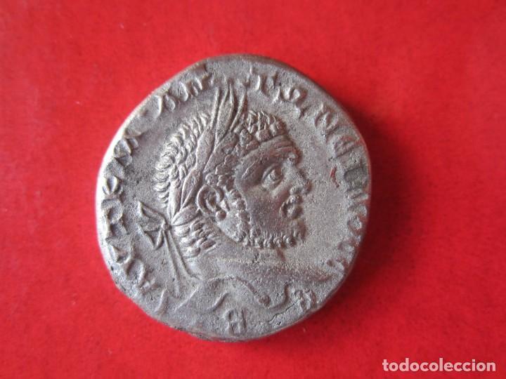 IMPERIO ROMANO. TETRADRACMA COLONIAL DE CARACALLA. 198/217 (Numismática - Periodo Antiguo - Roma Imperio)