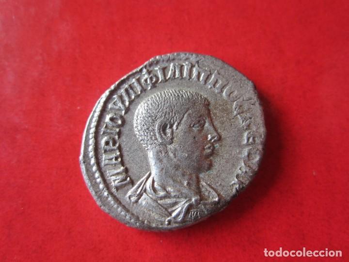 IMPERIO ROMANO. TETRADRACMA COLONIAL DE FILIPO II (Numismática - Periodo Antiguo - Roma Imperio)