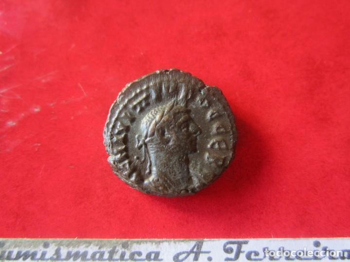 IMPERIO ROMANO. TETRADRACMA COLONIAL DE GALLIENO. #MN (Numismática - Periodo Antiguo - Roma Imperio)