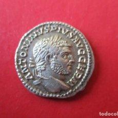 Monedas Imperio Romano: IMPERIO ROMANO. DENARIO DE CARACALLA. 211/217 DC. #SG. Lote 197390708