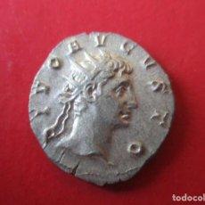 Monedas Imperio Romano: ANTONINIANO DE AUGUSTO. RESTITUCIÓN DE TRAJANO DECIO. #SG. Lote 197391216