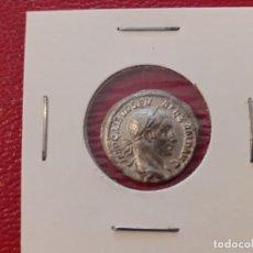 Monedas Imperio Romano: MAGNÍFICO DENARIO DE PLATA DE ALEJANDRO SEVERO. Lote 197435320