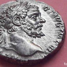 Monedas Imperio Romano: DENARIO DE SEPTIMIO SEVERO. ROMA, AD 194-195. L SEPT SEV PE [RT AVG IMP III. REV.MARS PACATOR . Lote 197565748
