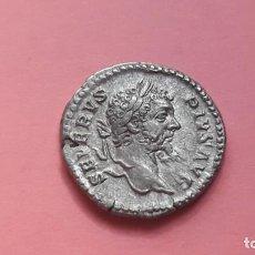 Monedas Imperio Romano: SEPTIMIO SEVERO..DENARIO.. IMPERIO ROMANO. LEGALIZADA Y AUTENTCA. SUBASTA OFICIAL,. Lote 197566621