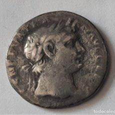 Monete Impero Romano: BONITO DENARIO DE PLATA DE TRAJANO (53 A 117 D. DE C). Lote 197649220