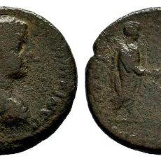 Monedas Imperio Romano: CARACALLA (198-217). CILICIA, HIEROPOLIS-CASTABALA. Æ. AE- 16,65 GR - 30,00 MM. MBC+. Lote 198013871