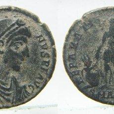 Monedas Imperio Romano: BONITA MAIORINA DE GRACIANO REPARATIO REIPVB CECA AQUILEIA 1ª OFICINA. Lote 198036192