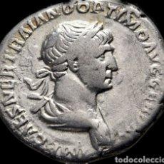 Monedas Imperio Romano: DENARIO DE TRAJANO 19MM., 2,83G. Lote 198164925