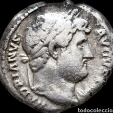 Monedas Imperio Romano: DENARIO DE ADRIANO 19MM., 3,23G.. Lote 198165377