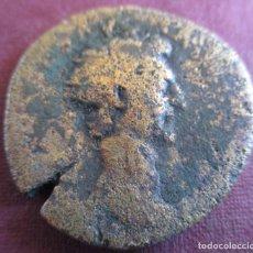 Monete Impero Romano: ROMA AS DE TIBERIO.. Lote 198556868