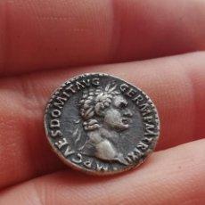 Monete Impero Romano: DENARIO DOMICIANO. Lote 198751931