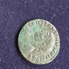 Monedas Imperio Romano: MONEDA ROMANA FOLLIS CONSTANTINO MAGNO 2,7 GR PROVIDEN IMPERI. Lote 200347732