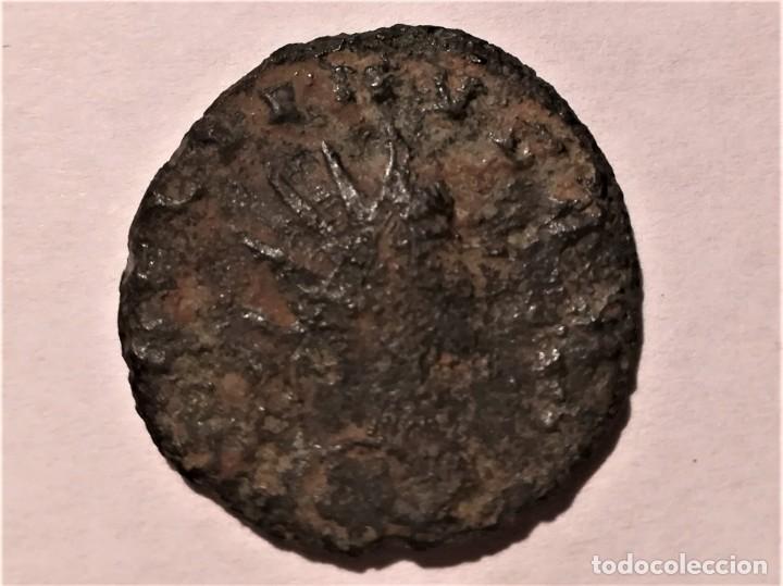 Monedas Imperio Romano: Lote de Antoninianos de Galieno Bronce Bajo Imperio monedas romanas (distintas conservaciones) - Foto 8 - 203451461